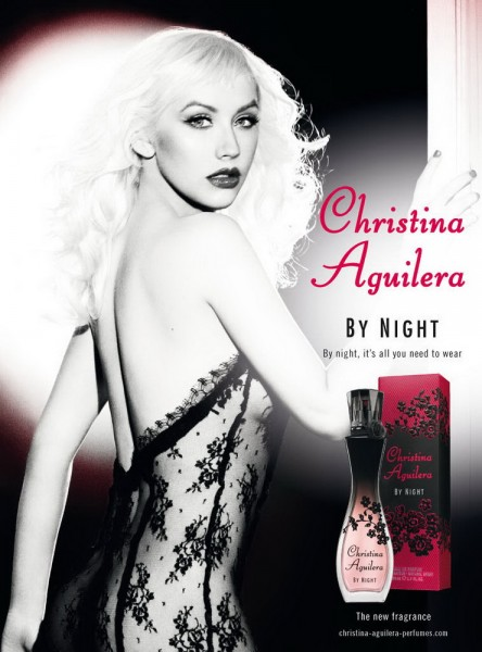 Kvapusis vanduo Christina Aguilera Christina Aguilera by Night EDP moterims 10 ml internetu