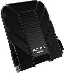 A-Data HD710 2.5'' 1TB, USB 3.0, Juoda