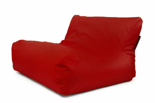 Sėdmaišis Sofa Lounge Outside Dark Red (PUŠKU PUŠKU), raudonas