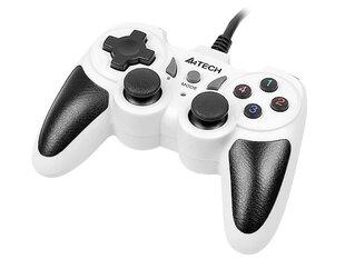 A4 Tech - Gamepad X7-T4 Snow USB/PS2/PS3