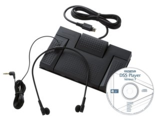 OLYMPUS AS-2400, Juoda цена и информация | Диктофоны | pigu.lt