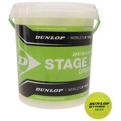 Lauko teniso kamuoliukai Dunlop Stage 1, 60 vnt.