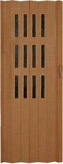 Sulankstomos vidaus durys 001S-80 (įvairios spalvos)