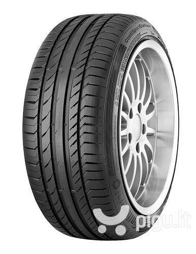 Continental ContiSportContact 5 255/45R18 99 W ROF