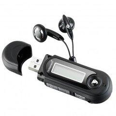 Intenso MP3 grotuvas 8GBMusic Walker LCD