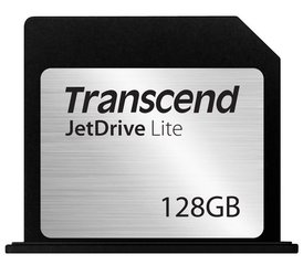 Transcend JetDrive Lite 350 128GB, skirta Apple MacBookPro Retina