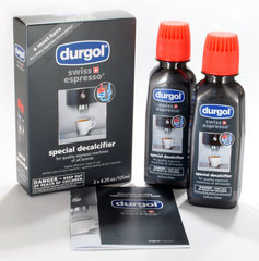 Kavos aparatų nukalkintojas Durgol Swiss Espresso 2x125ml