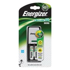 Energizer elementų kroviklis su elementais