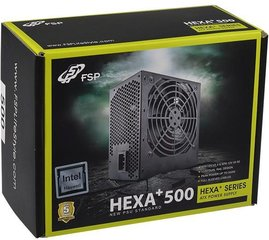 FSP/Fortron HEXA HE500+ 500W (PPA5004901)