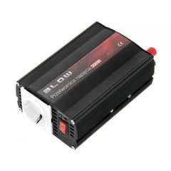 Įtampos keitiklis 12V DC / 230V AC 300W kaina ir informacija | Įtampos keitikliai | pigu.lt