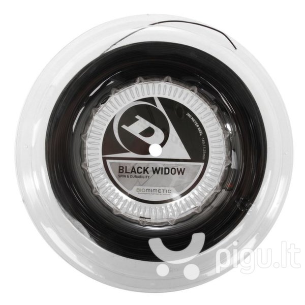 Stygos raketei Black Widow 16G/200m/1.31mm