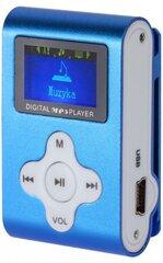 Quer KOM0743, Mėlyna kaina ir informacija | MP3 grotuvai | pigu.lt