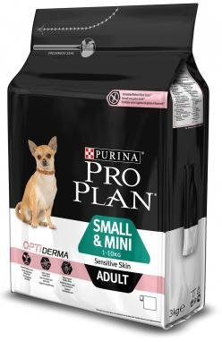 Pro Plan Dog Adult Small Breed Sensitive 3 kg