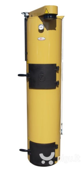Šildymo katilas Stropuva S10 U - universalus