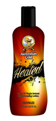 Soliariumo įdegio losjonas Australian Gold Heated 250 ml