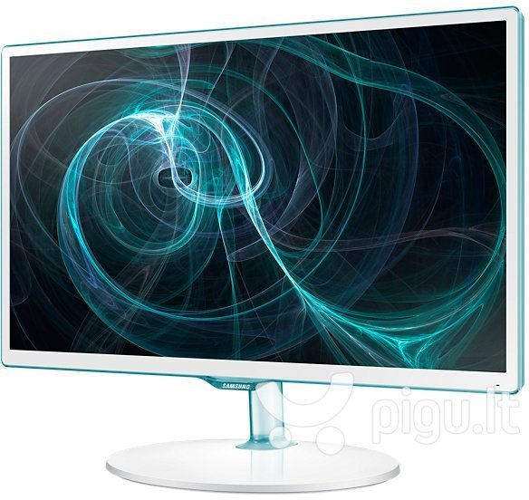 "Samsung T24D391EW 24"", su TV imtuvu"