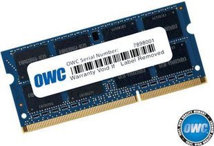 OWC Apple Qualified DDR3 SODIMM 8GB 1333MHz CL9 (OWC1333DDR3S8GB)