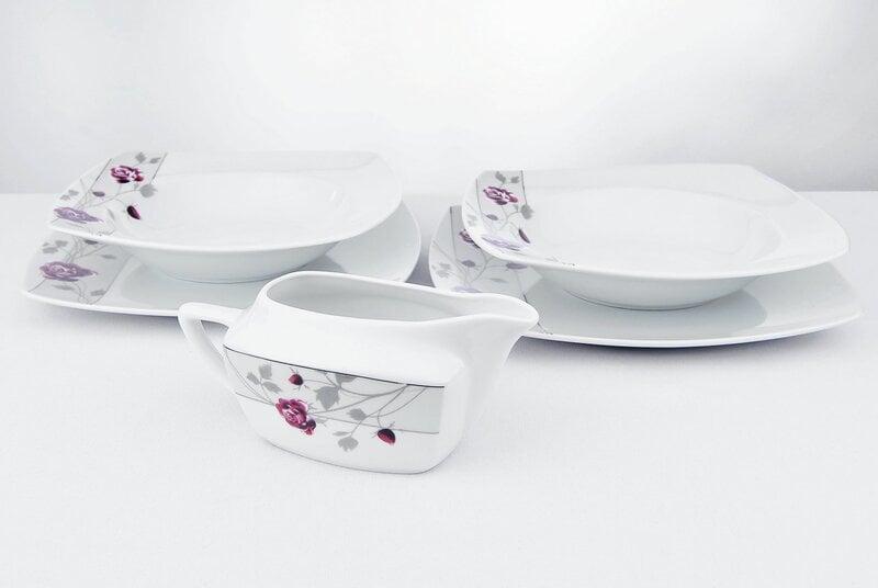 Porcelianinis pietų servizas, 41 dalis