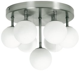 Lubinis šviestuvas Etiuda VII kaina ir informacija | Lubiniai šviestuvai | pigu.lt