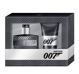 Rinkinys James Bond 007: EDT vyrams 50 ml + dušo želė 150 ml