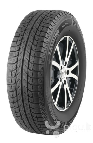 Michelin LATITUDE X-ICE XI2 255/65R17 110 T XL