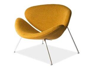 2-jų fotelių komplektas Major, tamsiai geltonas kaina ir informacija | Sofos, foteliai ir minkšti kampai | pigu.lt