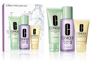 Rinkinys Clinique 3 Step Skin Care System 2