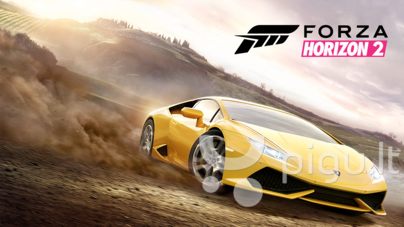 Forza Horizon 2, Xbox One