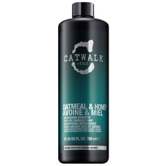 Maitinamasis šampūnas Tigi Catwalk Oatmeal & Honey 750 ml