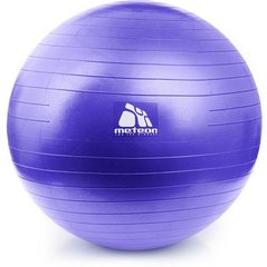 Gimnastikos kamuolys su pompa Meteor 65 cm