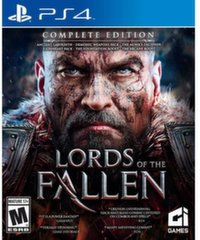 Lords of the Fallen Complete Edition, PS4
