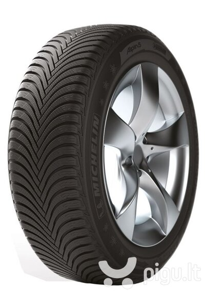 Michelin Alpin A5 195/60R16 89 T
