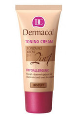 Kreminė pudra Dermacol Toning Cream 2in1 30 ml