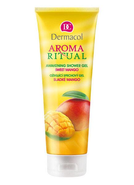 Dušo želė Dermacol Aroma Ritual Sweet Mango 250 ml