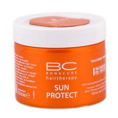 Kremas saulės pažeistiems plaukams Schwarzkopf Professional BC Bonacure Sun Protect Treatment Cream 150 ml