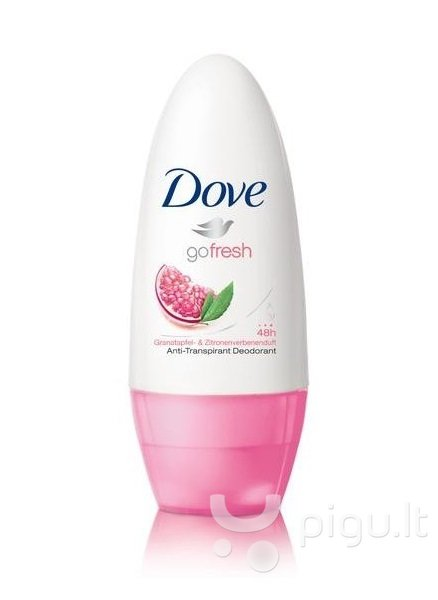 Rutulinis dezodorantas Dove Go Fresh 50 ml