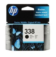 Чернильный картридж HP 338, Черный цена и информация | Картриджи для принтеров | pigu.lt