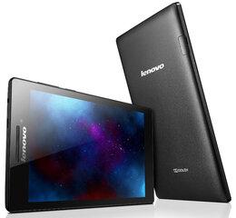 """Lenovo Tab 2 A7-10F, 7"""", Wi-Fi, Juoda"""