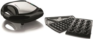Scarlett SL-TM11501 kaina ir informacija | Sumuštinių keptuvės | pigu.lt