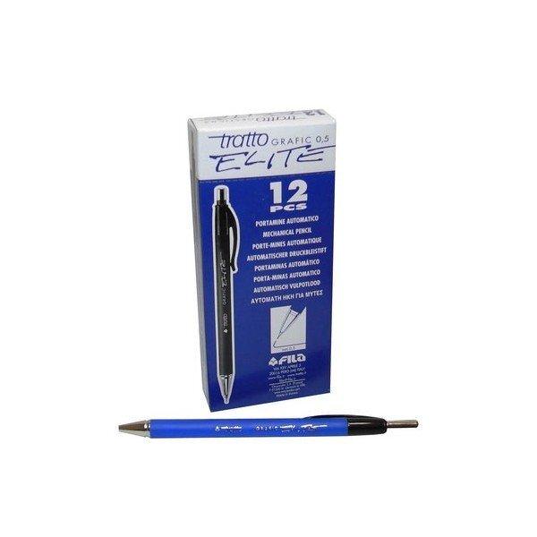 Mechaninis pieštukas Fila Grafic Elite 0.5mm 873400