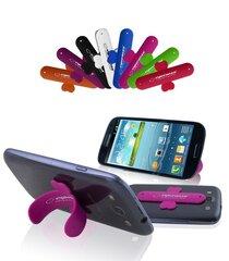 ESPERANZA EMS110 Silikoninis stovas mobiliam ir notebook, dirželio formos kaina ir informacija | Priedai telefonams | pigu.lt