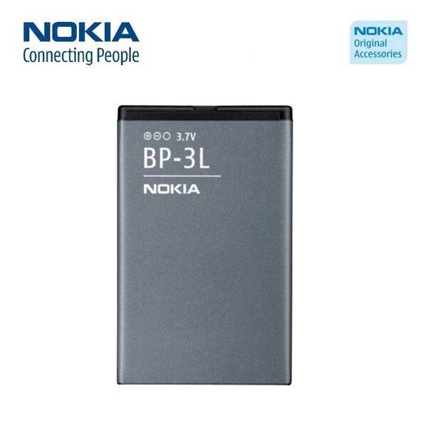 Nokia BP-3L Lumia 610 710 Asha 303 603 Li-Ion 1300mAh
