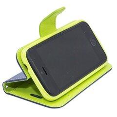 Atverčiamas dėklas Telone Fancy Diary Bookstand skirtas Sony Xperia Z3, Mėlyna