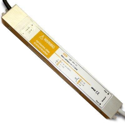 Maitinimo šaltinis (IP65) LED juostai 2,5A 30W