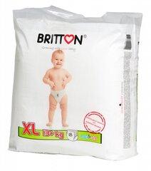 Sauskelnės - kelnaitės BRITTON XL dydis (13+kg), 18 vnt.