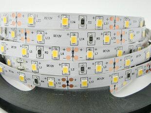16W/m LED juosta Luxsonn, 2835, 120 LED/m, 1480lm/m, (4000K) dieno šviesa