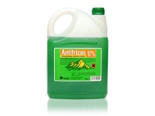 Koncentruotas antifrizas žalias 97% 5kg