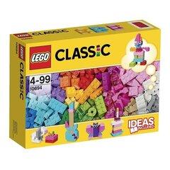 Konstruktorius LEGO® Classic ryškūs priedai 10694 kaina ir informacija | Konstruktoriai ir kaladėlės | pigu.lt