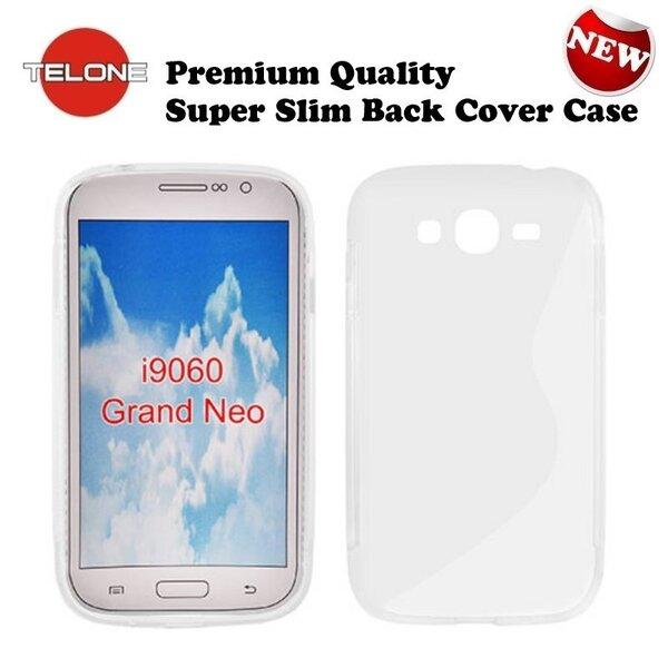 Apsauginis dėklas Telone skirtas Samsung Galaxy Grand Neo (i9060), Skaidri kaina ir informacija | Telefono dėklai | pigu.lt