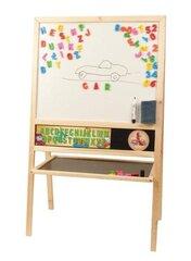 Vaikiška medinė dvipusė lenta 3toysm, MB11